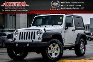 2017 Jeep Wrangler New Car Sport 4x4|Manual|Power Convi.Pkg|Hard