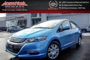 2010 Honda Insight LX Hybrid A/C Keyless_Entry Pwr Opts Projecto