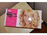 Multi Styler HAIR STYLER 4 in 1 straighteners, curlers, crimpers