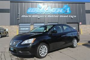 2015 Nissan Sentra 1.8S BLUETOOTH!  POWER PACKAGE! INFO CENTER!