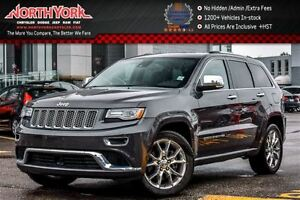 2015 Jeep Grand Cherokee Summit|4x4|RearDVD,Adv.Tech,TowPkgs|Sun