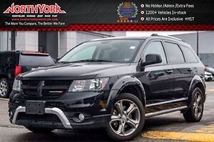 2016 Dodge Journey Crossroad AWD|7-Seater|Nav|Leather|Sunroof|Al
