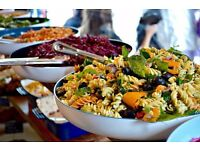 Head Chef for production kitchen (retail & event catering) average 45 hrs per week 45