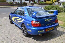 Subaru Impreza WRX STI.Mechanically perfect. Comprehensive history. Only selling as need bigger car.