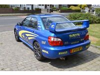 Subaru Impreza WRX STI.Mechanically perfect. Comprehensive history. Only selling as need bigger car.