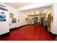 Large Garage/ Workshop/ Storage area - FOR RENT
