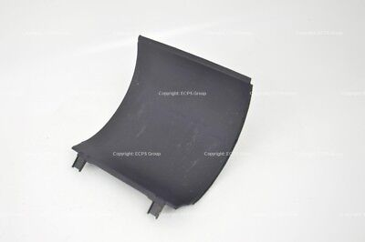 Bentley Continental GT Rear centre seat cover panel 3W0863313B dirty