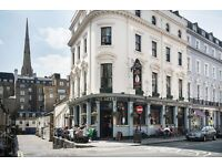 Passionate chef de partie needed for an exciting pub near Hyde park