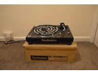 Technics 1210 MK2 Direct Drive Turntable - Immaculate Condition!
