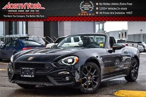 2017 Fiat 124 Spider NEW Car Abarth Luxury|Nav|Bose|BlindSpot|Re