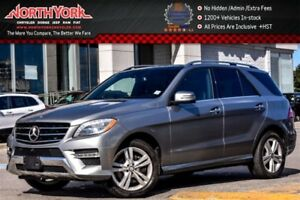 2014 Mercedes-Benz M-Class ML350 BlueTEC|4MATIC|Nav|PanoSunroof|