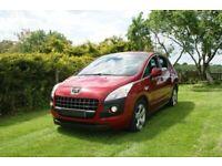 Peugeot, 3008, 1.6hdi 112 active lady owner mot december