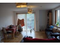Two bed, two bath flat in Altius Apartments Tredegar Road