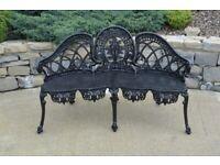 Three Seater Garden Chair