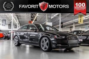 2014 Audi S4 3.0 Progressiv, Leather, Sunroof, bluetooth