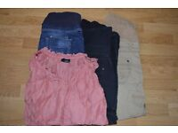 Maternity clothes bundle size 10/12 all from Next