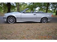 BMW CONVERTIBLE E36 318 i MANUAL GEARBOX !!! BARGAIN!!! LOOK!!!