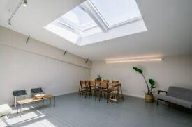 Studio 205: Creative Office / Studio / Workspace / East London / Hackney Downs Studios / E8
