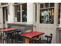 MARKET CAFE GENERAL MANAGER