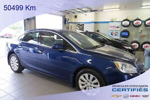2014 BUICK VERANO SEDAN AUDIO AU VOLANT