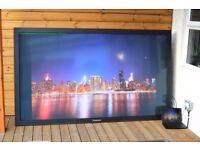 103 inch Panasonic 1080p Full HD Plasma TV TH103PF12