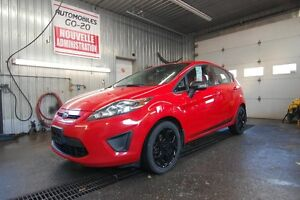 2013 Ford Fiesta AUTOMATIQUE CUIR TITANIUM JAMAIS ACCIDENTE