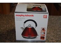 Morphy Richards Accents kettle - only used once