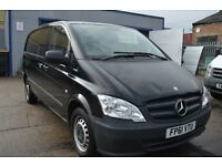 Mercedes Benz VITO in excellent condition MOT Until December 2016