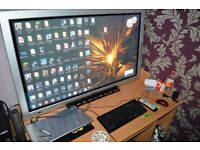 "Philips 46"" PC Monitor"