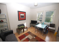 Two bedroom first and second floor flat in Cental location just off Chiswick High Road