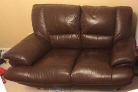 Leather Sofa 3+2