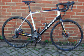 TREK Domane 4.3 Disc Carbon Road Bike - 60cm