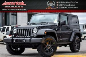 2017 Jeep Wrangler New Car Willys Wheeler|Dual Top Pkg|Bluetooth