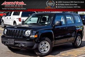 2016 Jeep Patriot Sport|Air-Conditioning|ACCIDENT FREE|Cruise Cn