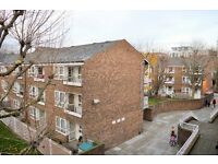 EXCELLENT SPACIOUS THREE BEDROOM SPLIT LEVEL FLAT FOR RENT IN WESTFERRY, E14