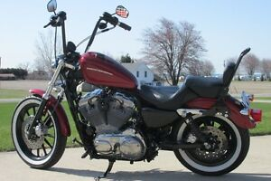 2007 Harley-Davidson XL883L Sportster SuperLow  Old School Rules