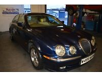 2000 Jaguar S-TYPE automatic in good condition with MOT Until 2017 June