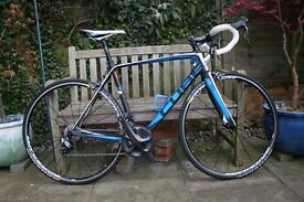 Cube GTC Di2 SLT Carbon road bike - full Shimano Ultegra & 22 speed Di2 - Excellent condition (56)