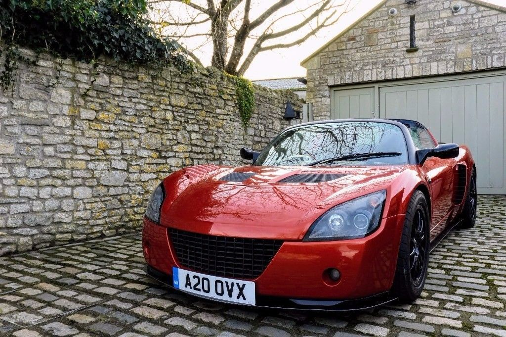 Vauxhall VX220 Turbo 328bhp Highly Modified Stage 4+ Lotus Elise Exige