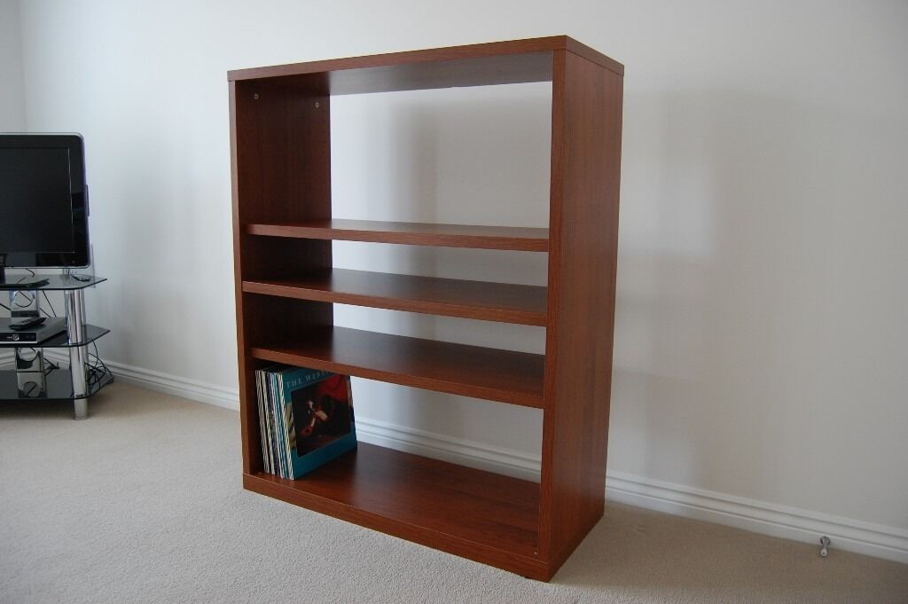 IKEA DOCENT ADJUSTABLE SHELF UNIT * IDEAL SHELVING SOLUTION FOR VINYL U0026 CD  STORAGE * BOOKCASE