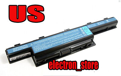 New Laptop Battery For Acer Aspire 5736Z-4016 5736Z-4427 5552-5898 5742-7620 6C