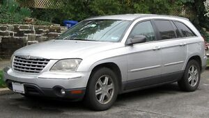 06 Chrysler Pacifica *NEWLY SAFETIED* - QUICK SALE