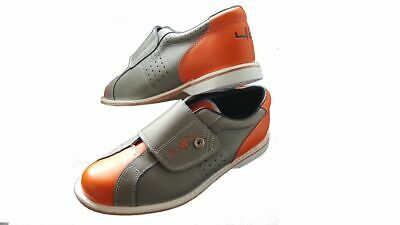 Bowlingschuh Typ Be a Winner   orange/grau