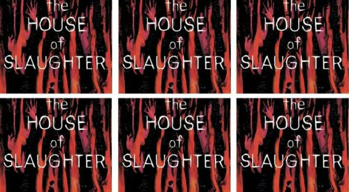 ENTER THE HOUSE OF SLAUGHTER FCBD LOT OF 6 - Something Killing The Children BOOM