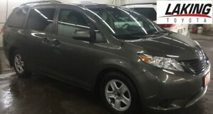 """2012 Toyota Sienna CE 7 PASSENGER """"COMFORTABLE AND ROOMY"""" Clean"""