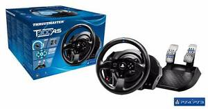 Thrustmaster T300 RS Racing Wheel PS4/PC Ashfield Ashfield Area Preview