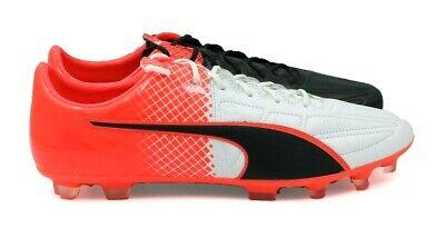 d4b7314f9f90 PUMA evoSPEED 1.5 Lth AG Men's Soccer Cleats - Puma Black Size 12 -NEW  Authentic