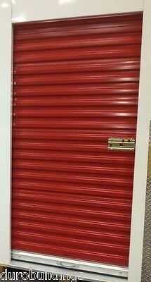 Durosteel Janus 3x68 Metal Roll-up Door 650 Storage Series Hardware Direct