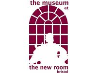 Museum volunteers wanted at the New Room