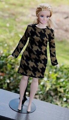 Clothes for Curvy Barbie Doll.